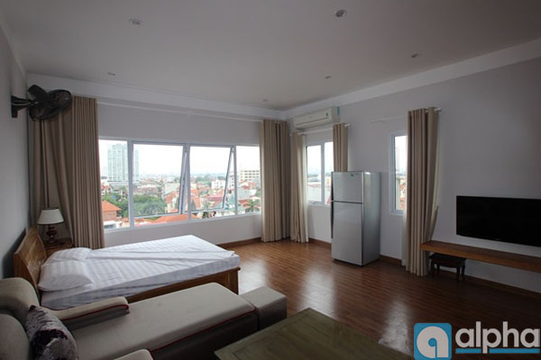 Studio apartment for lease in Tay Ho 1